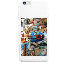The Birds of the Field and the Beasts of the Air iPhone Case/Skin