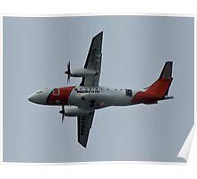 AMSA AeroRescue Dornia 328-120 Poster