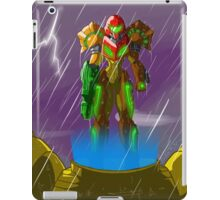 Samus - The Surface of Zebes iPad Case/Skin