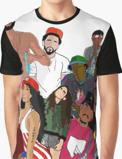 The New Wave Graphic T-Shirt