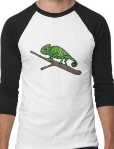 Karma Chameleon Men's Baseball ¾ T-Shirt