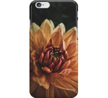 Summer Dhalia iPhone Case/Skin