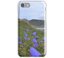 Irish Harebells iPhone Case/Skin