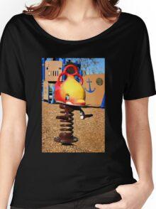 Fish Jumper Women's Relaxed Fit T-Shirt
