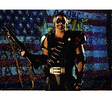 Watchmen - The Comedian Photographic Print
