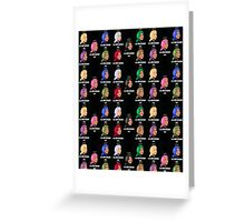The Lil' Kim Season SPECIAL EDITION All Over Print Greeting Card