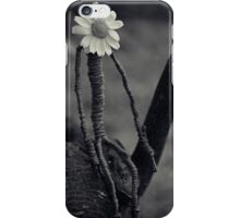 Mr.Wire: Along this tightrope of Wire to stand by. iPhone Case/Skin