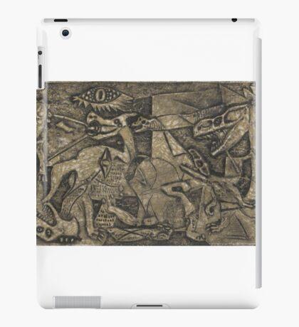 Picasso V Dinosaurs iPad Case/Skin