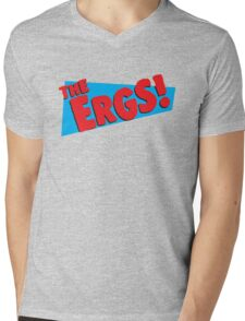 The Ergs! Mens V-Neck T-Shirt