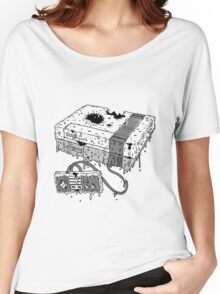 Dead System (Nintendo Entertainment System Women's Relaxed Fit T-Shirt