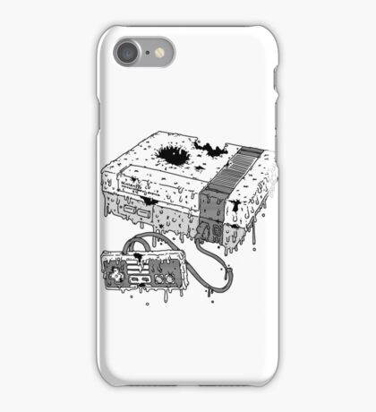 Dead System (Nintendo Entertainment System iPhone Case/Skin