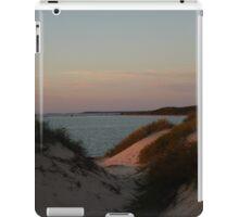 Monkey Mia Sunrise over the Sand Dunes  iPad Case/Skin