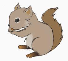 Squirrel by sempiternifty