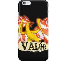 .: Valor - Pokemon Go Team iPhone Case/Skin