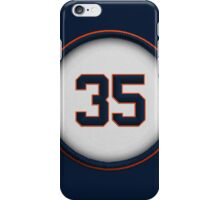 35 - Verlander iPhone Case/Skin