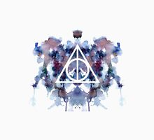HP The Deathly Hallows Watercolor Unisex T-Shirt