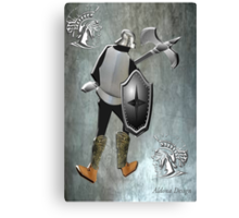 Knight ( 26355 Views) Canvas Print