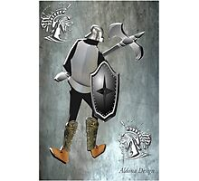 Knight ( 3052 Views) Photographic Print