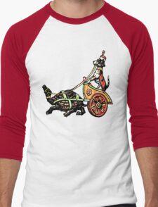 Pets on Parade Men's Baseball ¾ T-Shirt