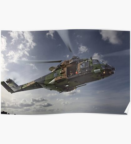 Taipan Multi Role Helicopter Poster