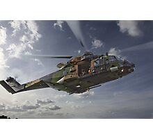 Taipan Multi Role Helicopter Photographic Print