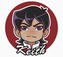 Voltron Legendary Defender Keith Chibi Kids Tee