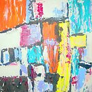 Bright Abstract by gillsart