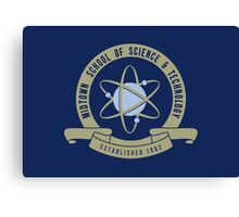 midtown school of science and technology Canvas Print
