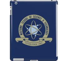 midtown school of science and technology iPad Case/Skin