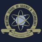 midtown school of science and technology by halfabubble