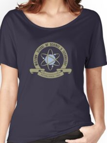 midtown school of science and technology Women's Relaxed Fit T-Shirt