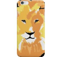 Don't Kill The Lion  iPhone Case/Skin