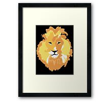 Don't Kill The Lion  Framed Print