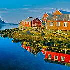 Reine . Lofoten . Norway . Views: 7816 . Has been sold. by © Andrzej Goszcz,M.D. Ph.D