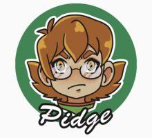 Voltron Legendary Defender Pidge Chibi Kids Tee
