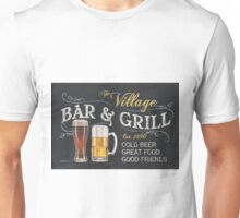 Bar and Grill Unisex T-Shirt