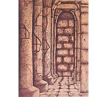 Edfu - Original Version Photographic Print