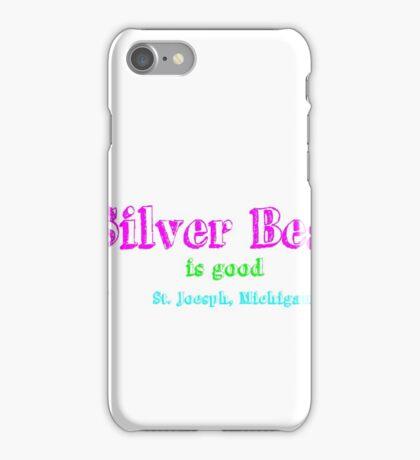 Silver Beach iPhone Case/Skin
