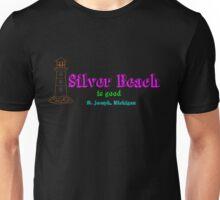 Silver Beach Unisex T-Shirt