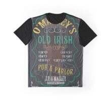 O'Malley's Irish Pub Graphic T-Shirt