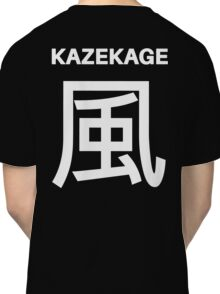 Kage Squad Jersey: Kazekage Classic T-Shirt