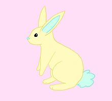 Bunny Rabbit by sempiternifty