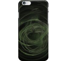 Fractal 17 - St. Patric's Day Love iPhone Case/Skin