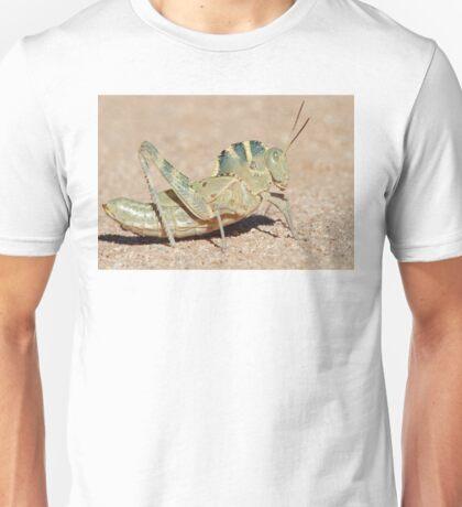 Grasshopper with a Hump Unisex T-Shirt