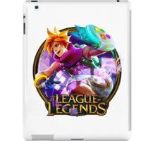 Arcade Ezreal iPad Case/Skin
