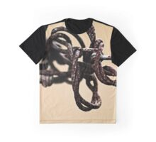 Crazy Kinda Barbed Wire Graphic T-Shirt