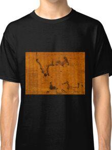 Map Of Rio De Janeiro 1807 Classic T-Shirt