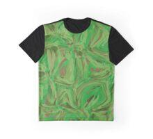 Earth Tones Graphic T-Shirt