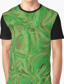 Earth Tones Graphic T-Shirt