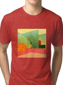 One Must Observe Tri-blend T-Shirt